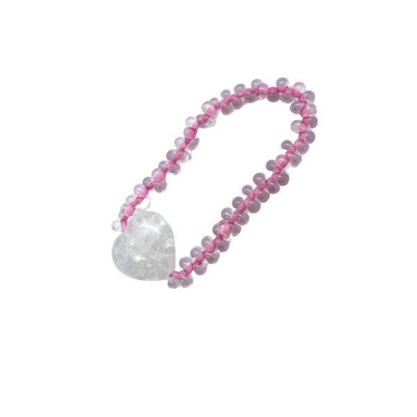 Sailor moon pink bracelet